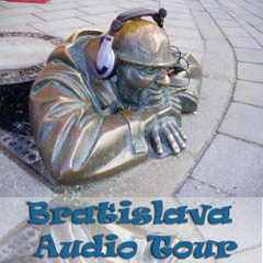bratilsava audio tour